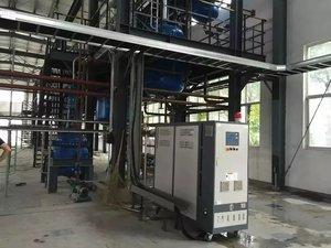反应釜油加热器